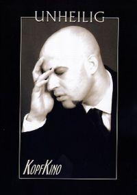 Cover Unheilig - Kopfkino [DVD]